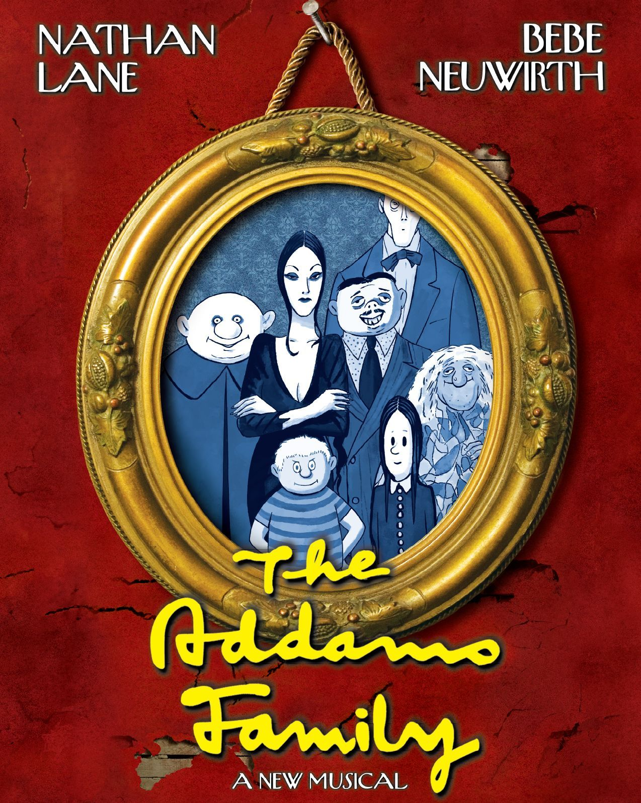 Addams Family the Musical Comedy