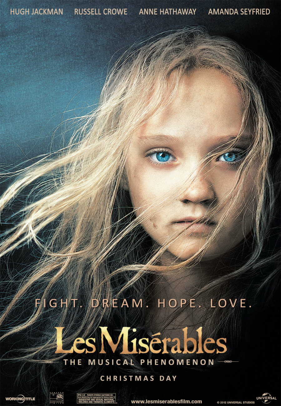 les miserables movie summary Les miserables (2012) movie poster released december 25, 2012 pg-13, 2 hr  38 min drama music/performing arts 19,525 fan ratings.