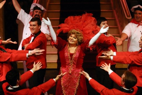 Sally Struthers Stole the Show in Hello Dolly at Riverside Theater in 2011
