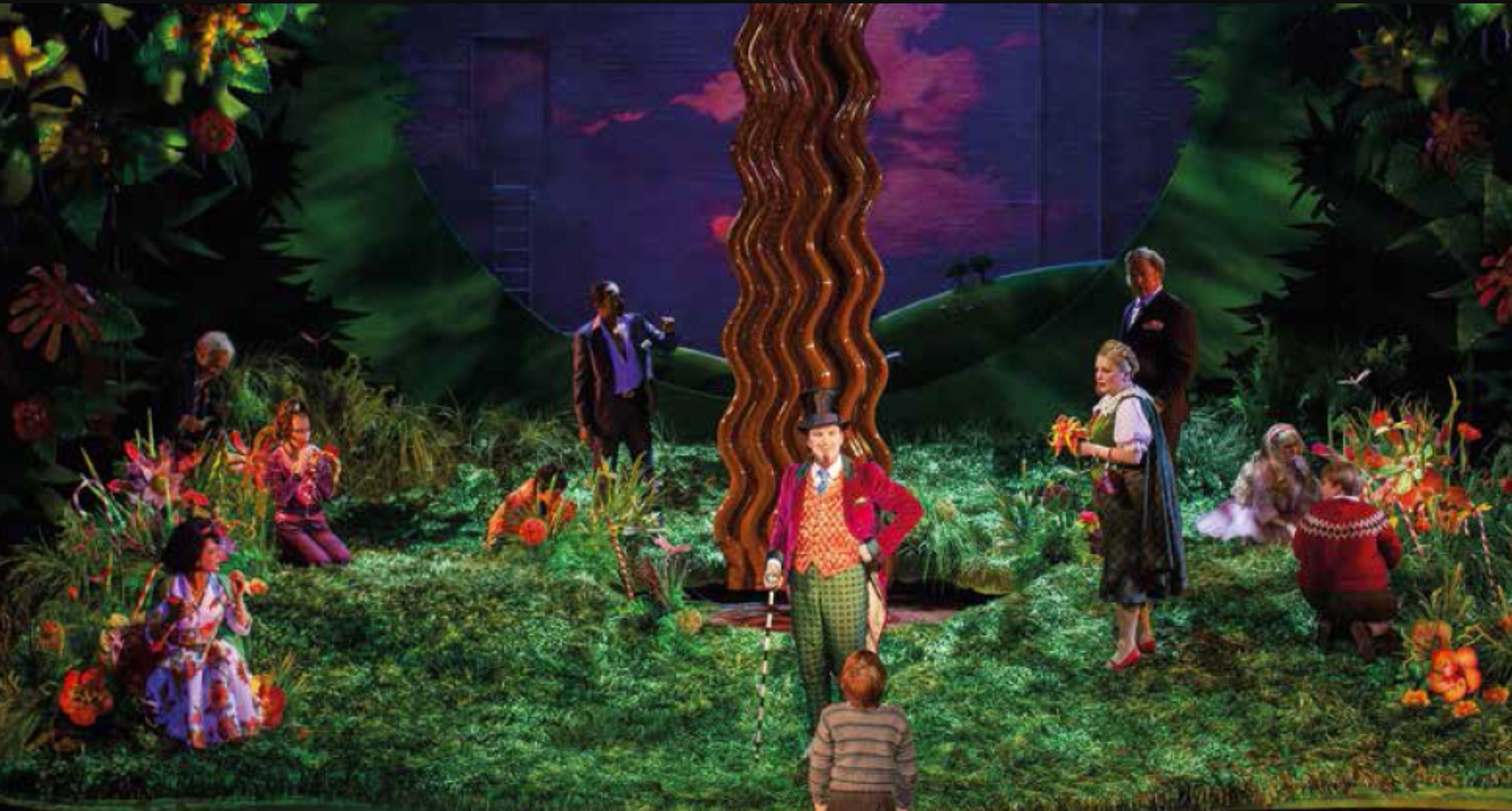 Charlie and the Chocolate Factory Broadway — Avoid at all costs ...